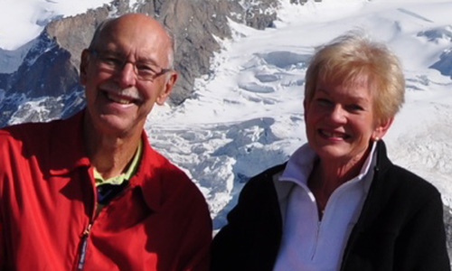 Post image for Jerry & Bonnie Herbolsheimer, Retired Food Industry and Sales Training Professionals