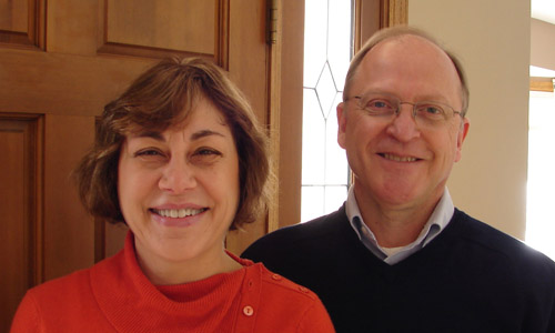 Post image for Doris & Carl Tuura, Attorney and Engineer