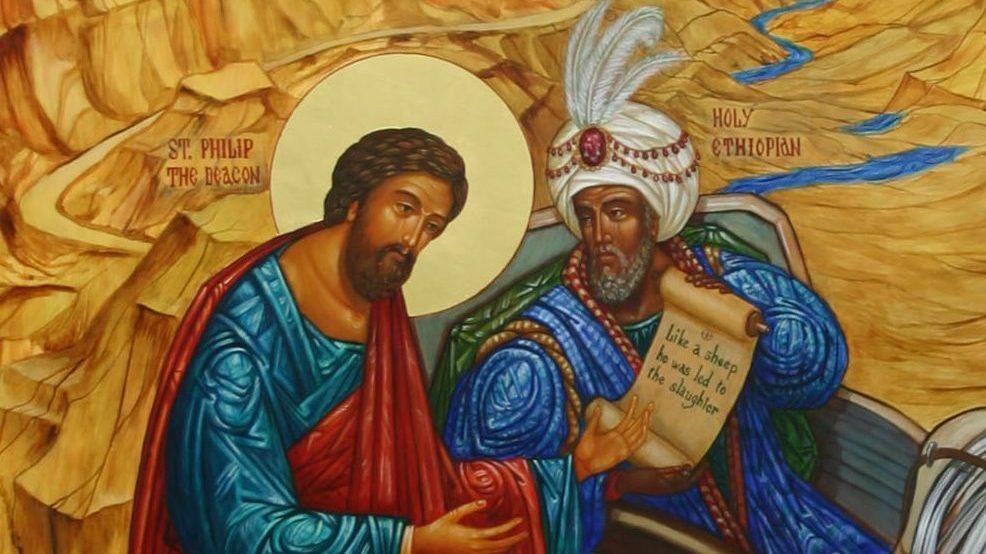 St. Philip the Deacon Icon